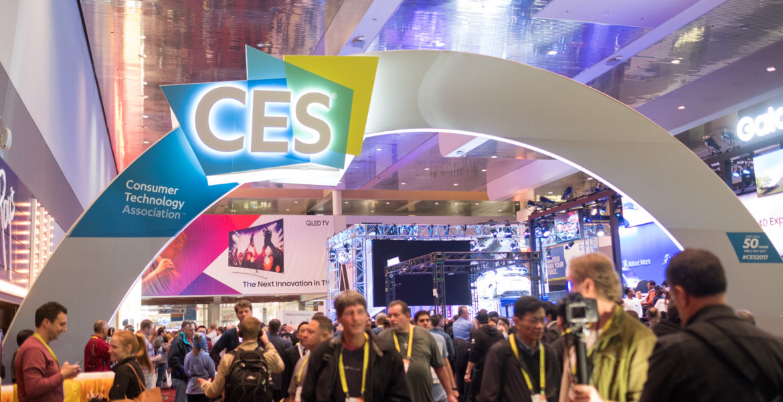 CES in Las Vegas: January 8-12, 2018